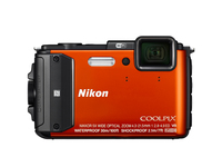 Nikon COOLPIX AW130 (Orange)