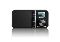 Lenco PDR-03 Radio (Schwarz)