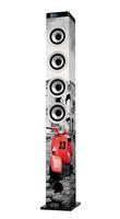 Ices IBT-5 Roma (Schwarz, Rot, Weiß)