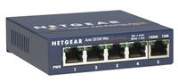 Netgear FS105-300PES Netzwerk Switch (Blau)