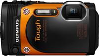 Olympus STYLUS Tough TG-860 (Schwarz, Orange)