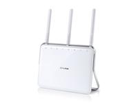 TP-LINK Archer VR200v VDSL2 WLAN Eingebauter Ethernet-Anschluss Dual-Band Silber, Weiß (Silber, Weiß)