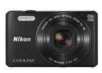 Nikon COOLPIX S7000 (Schwarz)