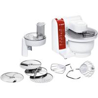 Bosch MUM48010DE Küchenmaschine (Rot, Weiß)