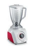 Bosch MMB21P0R (Rot, Weiß)