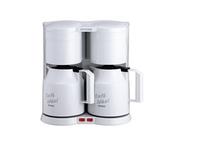 Severin KA 5827 Kaffeemaschine (Weiß)