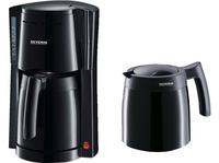 Severin KA 9234 Kaffeemaschine (Schwarz)