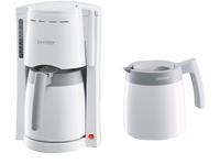 Severin KA 9233 Kaffeemaschine (Grau, Weiß)