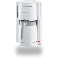 Severin KA 4114 Kaffeemaschine (Weiß)