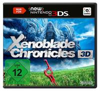 Nintendo Xenoblade Chronicles 3D