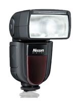 Nissin Di700A Nikon (Schwarz)