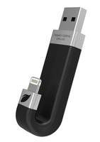 Leef iBRIDGE 32GB 32GB USB 2.0 Typ A Schwarz USB-Stick (Schwarz)