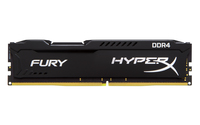Kingston Technology HyperX FURY 4GB 2133MHz DDR4 (Schwarz)