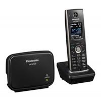 Panasonic KX-TGP600 LCD Wireless handset Schwarz (Schwarz)