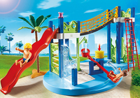 Playmobil Summer Fun Water Park Play Area (Mehrfarbig)