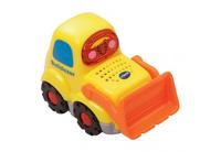 VTech 80-151804 - Tut Tut Baby Flitzer - Bulldozer (Schwarz, Grau, Rot, Gelb)