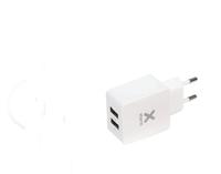 Xtorm CX005 Ladegeräte für Mobilgerät (Weiß)