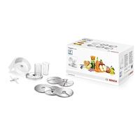 Bosch MUZ5VL1 Mixer / Küchenmaschinen Zubehör (Edelstahl, Weiß)