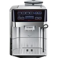 Bosch TES60759DE Kaffeemaschine (Schwarz, Grau)