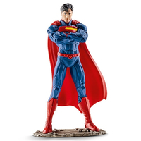 Schleich Justice League Superman (Mehrfarbig)
