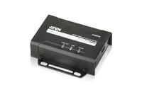 Aten VE801R AV-Receiver Schwarz Audio-/Video-Leistungsverstärker (Schwarz)
