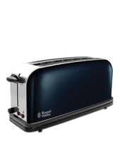 Russell Hobbs 21394-56 Toaster (Blau, Edelstahl)