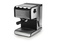 Tristar Espressomaschine (Schwarz, Edelstahl)