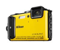Nikon COOLPIX AW130 (Gelb)