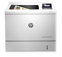 HP LaserJet Color Enterprise M553dn (Grau)