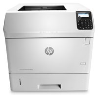 HP LaserJet Enterprise M605n (Grau)