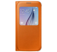 Samsung S View Cover (Orange)