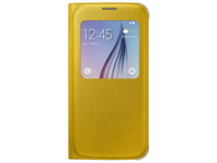 Samsung S View Cover (Gelb)