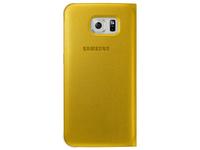 Samsung Flip Wallet (Gelb)