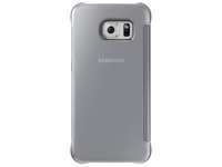 Samsung Clear View Cover (Silber)
