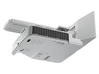 NEC U321H Desktop-Projektor 3200ANSI Lumen DLP 1080p (1920x1080) 3D Weiß Beamer (Weiß)