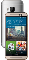 HTC One M9 32GB (Gold, Silber)