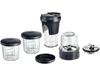 Bosch MUZ45XTM1 Küchen- & Haushaltswaren-Zubehör (Schwarz, Transparent)
