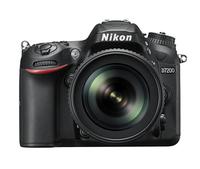 Nikon D7200 + AF-S DX NIKKOR 18-105mm VR (Schwarz)