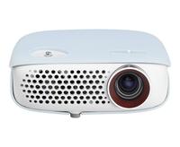 LG PW800G Beamer/Projektor (Weiß)