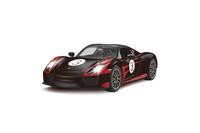Jamara Porsche 918 Spyder Race (Schwarz, Rot)
