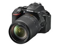 Nikon D5500 + AF-S DX NIKKOR 18-140MM F/3.5-5.6G ED VR 24.2MP CMOS 6000 x 4000Pixel Schwarz (Schwarz)