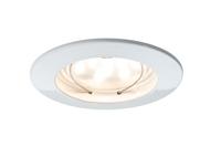 Paulmann 927.55 Innenraum Recessed lighting spot 6.8W A+ Weiß Lichtspot (Weiß)