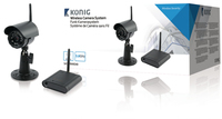 König SAS-TRANS40 Sicherheit Kameras