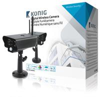 König SAS-TRCAM40 Sicherheit Kameras