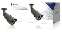 Konig SAS-CAM2100 Sicherheit Kameras