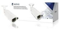 Konig SAS-CAM2110 Sicherheit Kameras