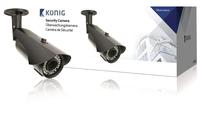 König SAS-CAM4100 Sicherheit Kameras