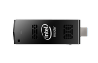 Intel BOXSTCK1A8LFCR Smart-TV-Dongle (Schwarz)
