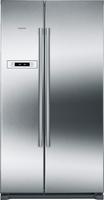 Siemens KA90NVI30 Side-by-Side-Kühlschrank (Silber)