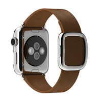Apple MJ562ZM/A Uhrenarmband (Braun)